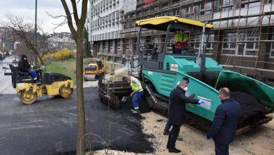 Photo of Uređenje pristupnog puta izolatoriju na Građevinskom fakultetu