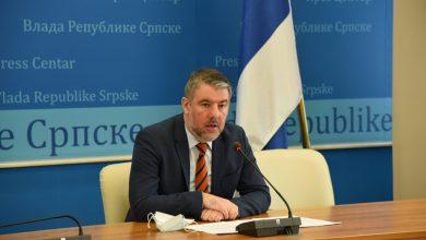 Photo of Šeranić: Još 34 osobe pozitivne na korona virus u RS-u