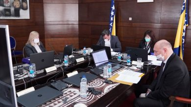 Photo of Novalić: Rekonstrukcija Federalnog štaba, tehnički, a ne politički potez