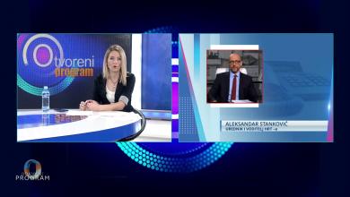 Photo of Stanković za Otvoreni program TVSA o stanju u Zagrebu