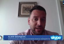 Photo of Badnjević: Kopirati uređaj tipa respiratora je opasno za pacijente
