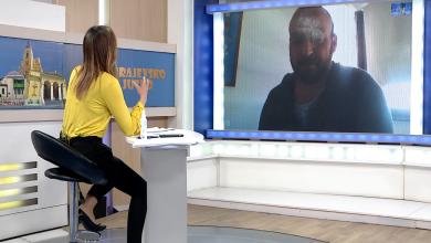 """Photo of Za TVSA: Adnan Hajrulahović Haad modni dizajner  """"Ovo je vrijeme kada čovjek mora pokazati odgovornost prema sebi, porodici i sredini"""""""