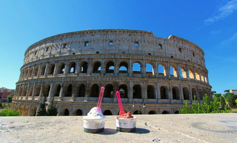 Italia, Rim