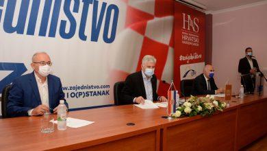 Photo of Čović: Prvo izborni zakon, a onda formiranje federalne Vlade