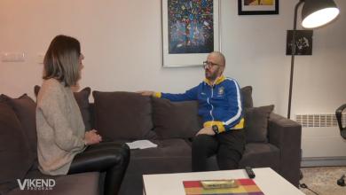 """Photo of Mahir Sulejmanović za TVSA: """"Moramo jedni drugima davati podršku"""" (VIDEO)"""