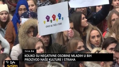 Photo of TVSA Mladima: Koliko su negativne osobine mladih u BiH proizvod naše kulture straha (VIDEO)