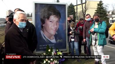 Photo of TVSA Mladima:  Obilježena godišnjica smrti Denisa Mrnjavca