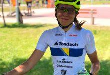 Photo of Lejla Tanović na sedmom mjestu UCI liste