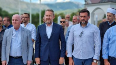 Photo of Izetbegović u Gacku: Naša osveta će biti izgradnja uređenog društva i evropske države