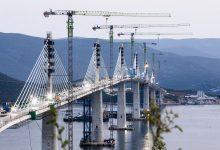 Photo of Spojen posljednji dio Pelješkog mosta