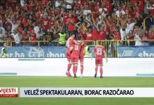 Photo of Velež spektakularan, Borac razočarao