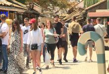 Photo of TVSA/Video: Turisti iz svih krajeva svijeta borave u Sarajevu