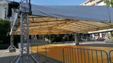 Photo of U toku uređenje platoa ispred Narodnog pozorišta za SFF