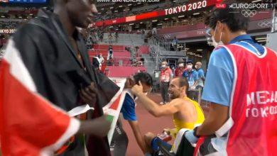 Photo of Tuka se povrijedio u finalnoj utrci, u kolicima napustio stadion