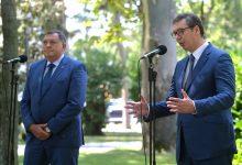 Photo of Susret Vučić – Dodik
