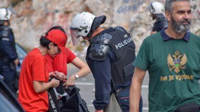 Photo of Crna Gora: U toku pretresi građana koji su učestvovali u protestima