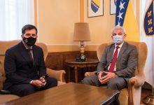 Photo of Džaferović i Nelson o potrebi otklanjanja blokada u radu državnih institucija