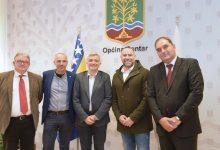 Photo of Predstavnici FK Sarajevo posjetili Općinu Centar