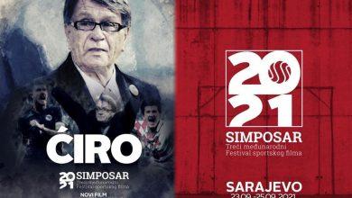"""Photo of Deseti """"Simposar Sarajevo"""" i film o legendarnom Ćiri Blaževiću"""