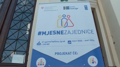 Photo of TVSA/Video: Vlade Švicarske i Švedske, uz podršku UNDP-a, žele osnažiti mjesne zajednice BiH