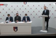Photo of Na press konferenciji Vlade KS prezentirane aktivnosti na pronalasku krivotvorenih diploma (Video)