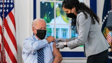 Photo of Joe Biden primio treću dozu vakcine protiv koronavirusa