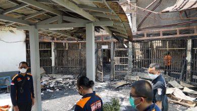 Photo of Indonezija: U požaru u zatvoru smrtno stradao 41 zatvorenik