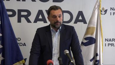 Photo of TVSA/VIDEO Pogledajte press konferenciju Naroda i pravde