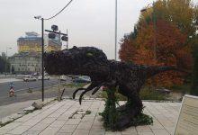 Photo of Neka izumiranje ne bude naš izbor – u okviru globalne kampanje Sarajevo dobilo dinosaurusa