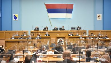 Photo of Burno na sjednici NSRS, SDS i PDP napustili zasjedanje