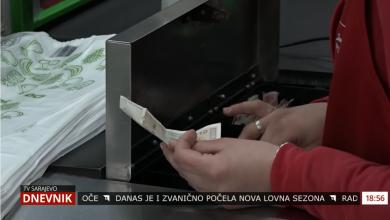 Photo of Iz Dnevnika TVSA: Burne reakcije trgovaca zbog zamjene kasa (VIDEO)