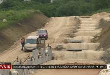 Photo of TVSA na gradilištu-Zašto su radovi na Prvoj tranverzali usporeni ili obustavljeni (Video)