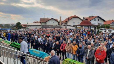 Photo of Brčko: Obavljena dženaza i ukop žrtava stradalih u požaru