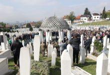 Photo of Na Kovačima obilježena 18. godišnjica smrti Alije Izetbegovića