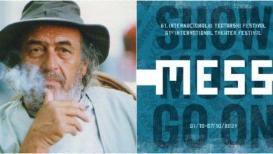 Photo of MESS: Zlatni Lovorov vijenac Nijazu Alispahiću